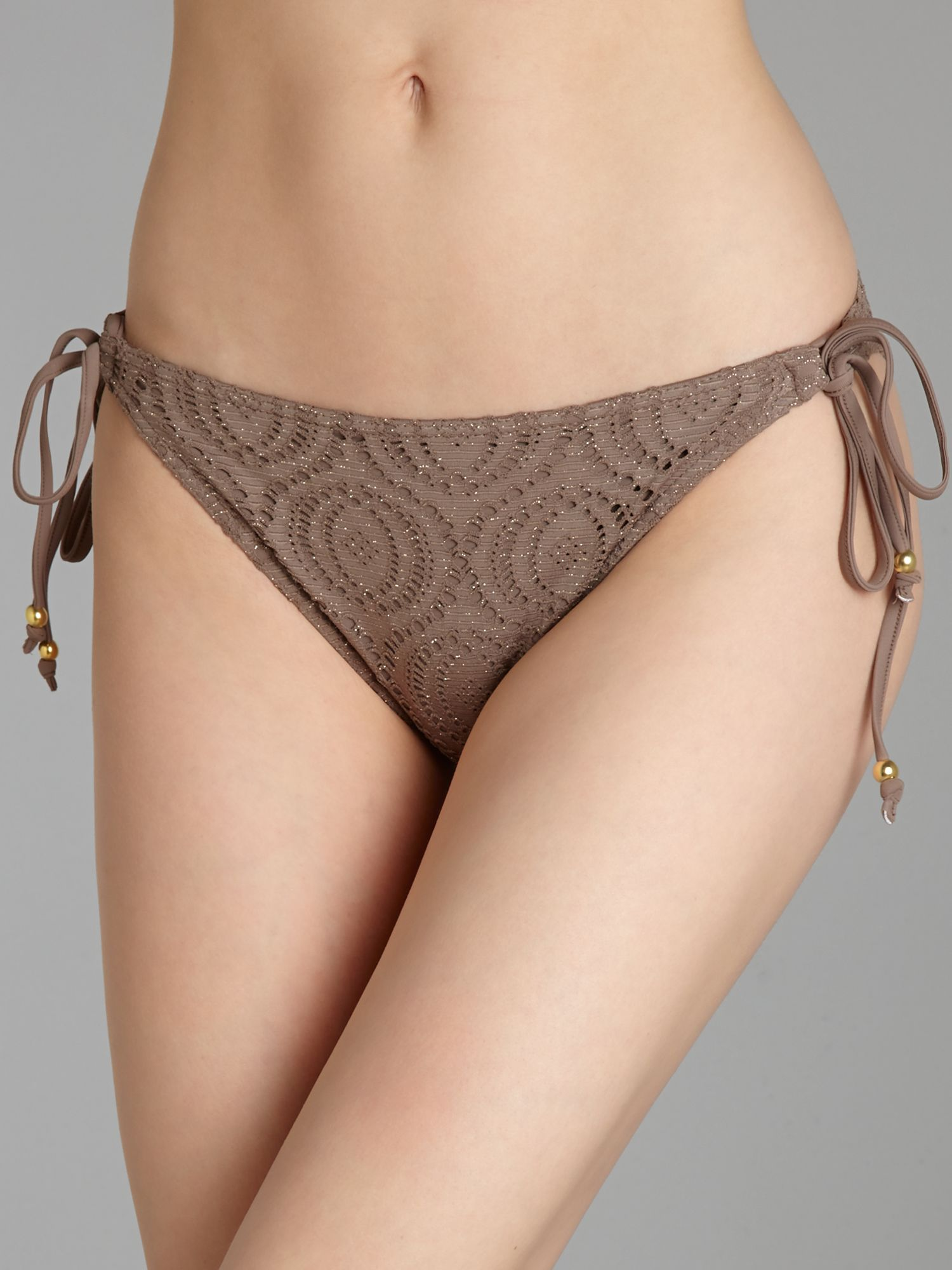 Cha cha tie side brief