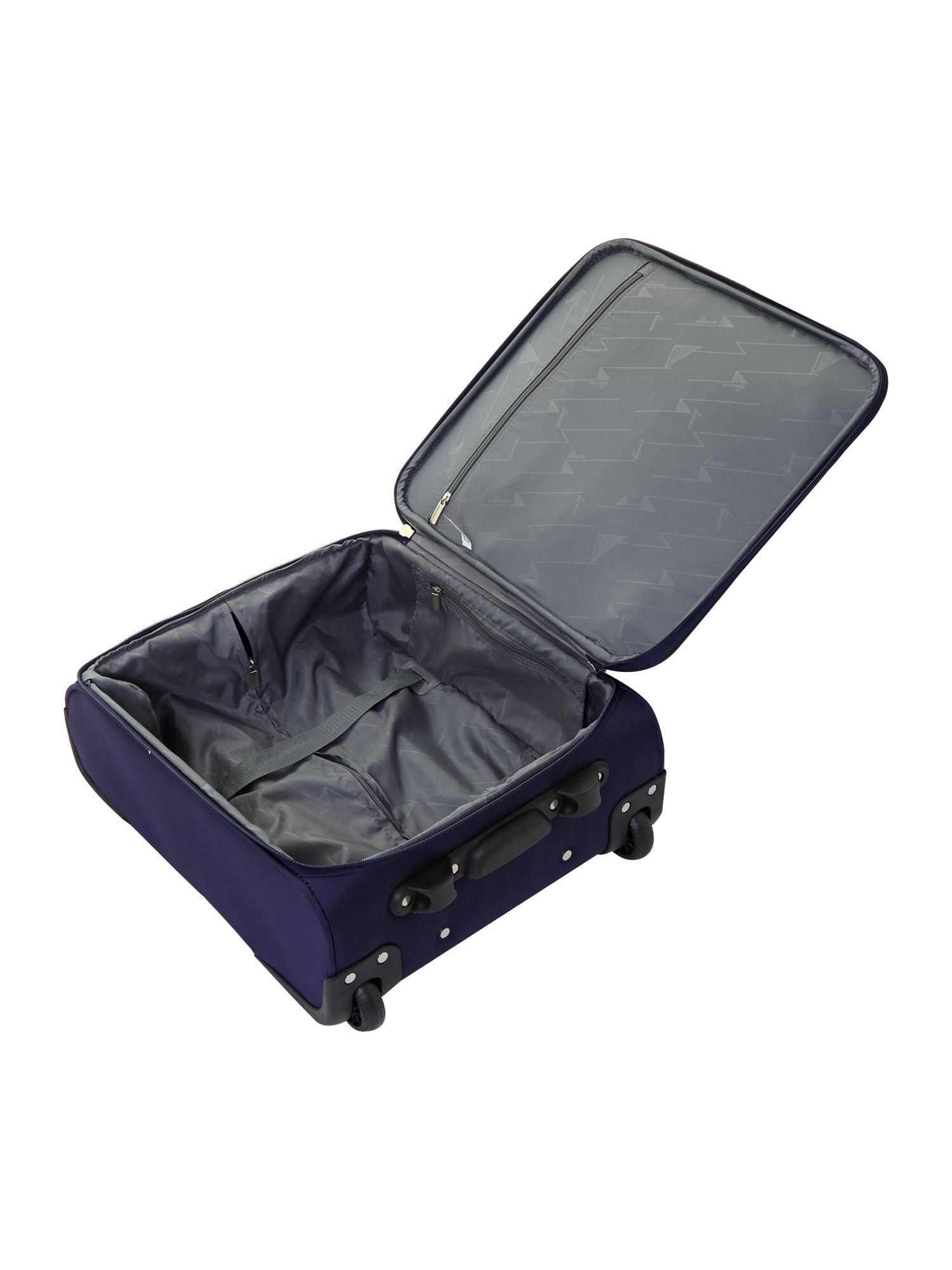 All airline compliant cabin navy