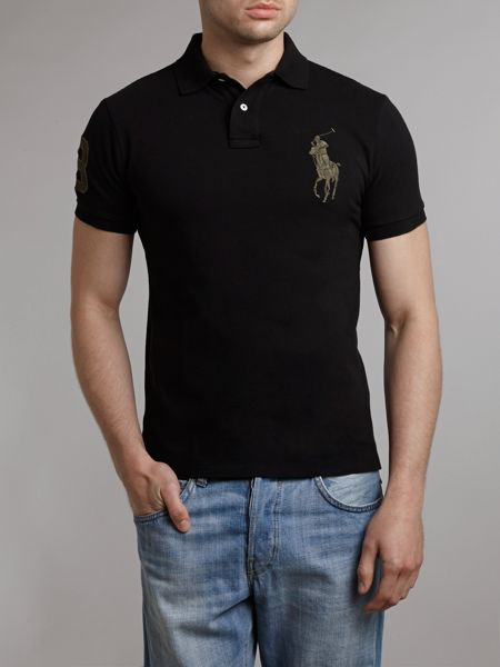 Polo Ralph Lauren Classic big pony slim fit polo