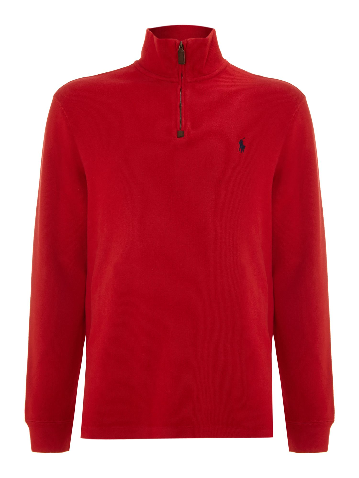 Half zip jumper