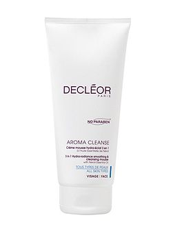 Decléor Aroma Cleanse 3-in-1 Cleansing Mousse