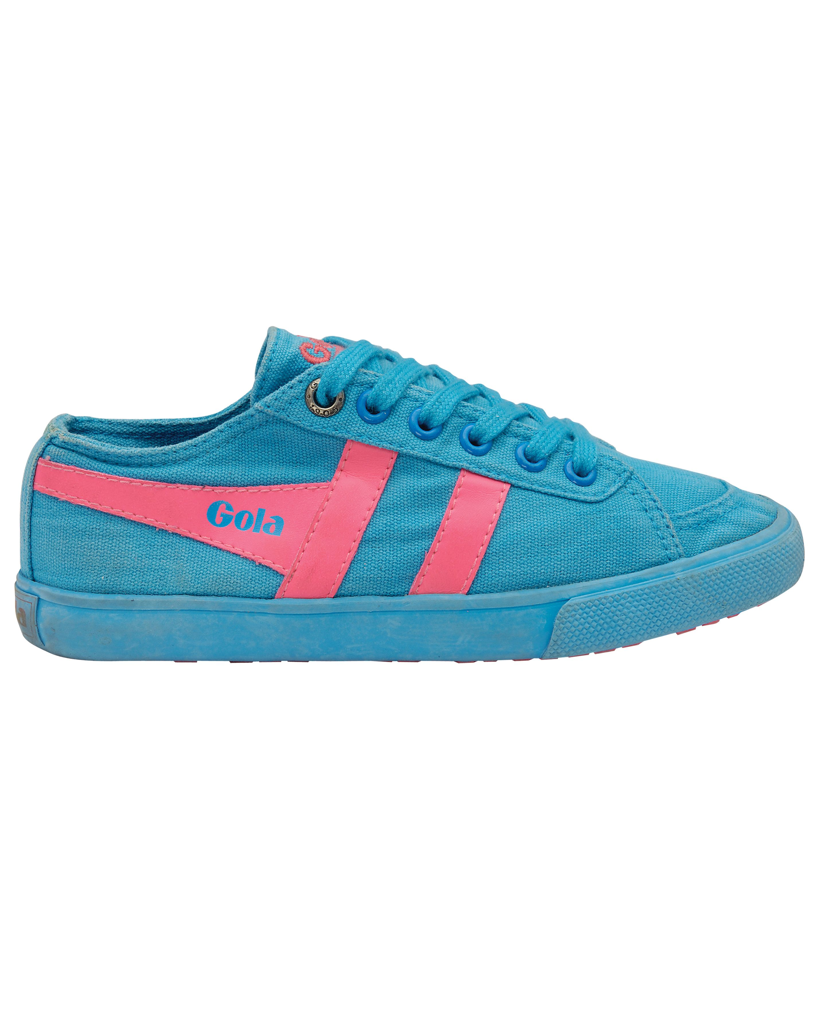 Quota Neon classic trainer shoes