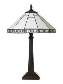 Linea Tiffany new york 12 table lamp