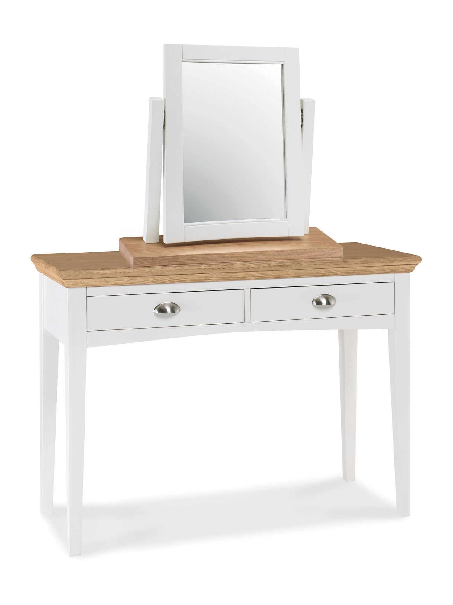 Etienne dressing table and mirror