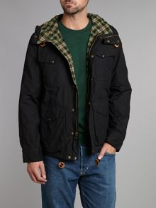 Hooded thicket anorak jacket