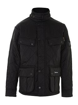 Barbour Boys Ariel polarquilt jacket