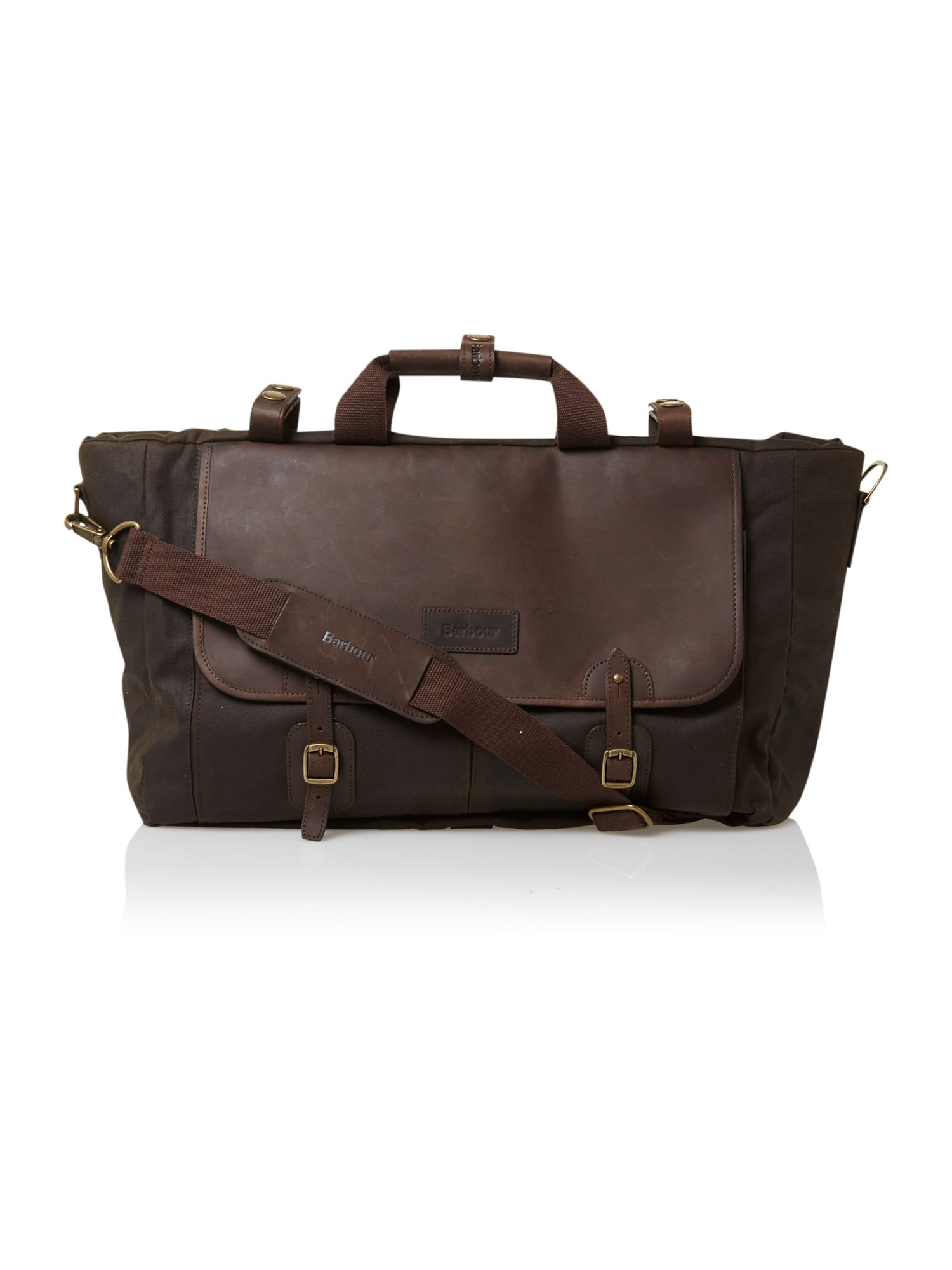 Barbour Portside Messenger
