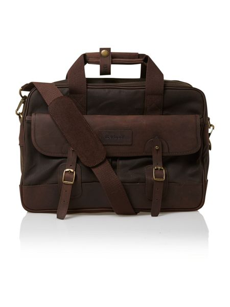 Barbour Barbour Mizzen Briefcase