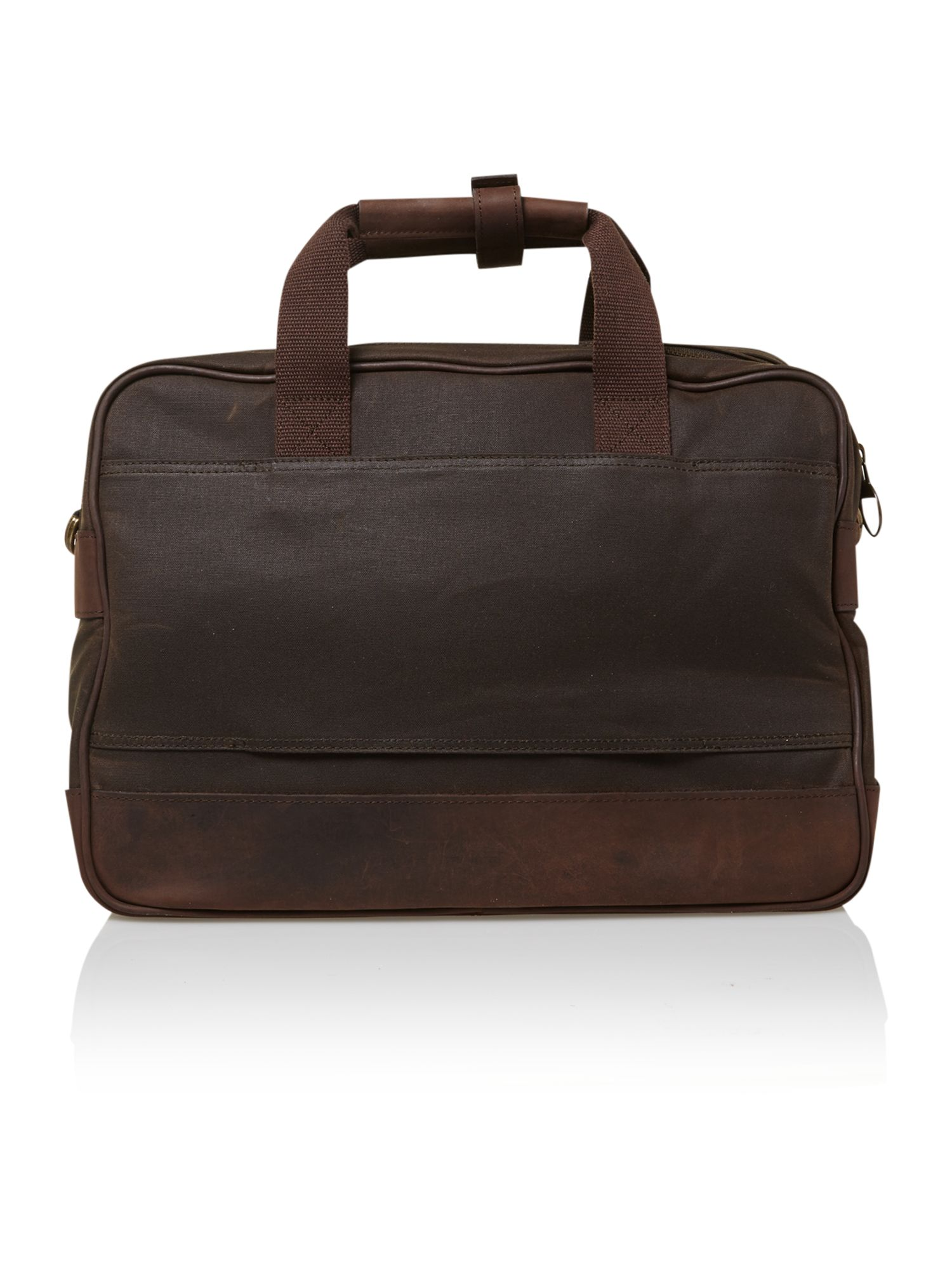 Barbour Mizzen Briefcase