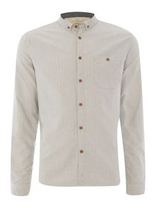 biot stripe long sleeved shirt