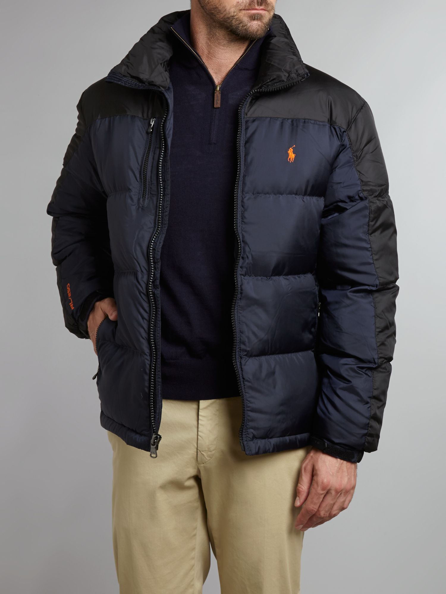 Core trek padded jacket