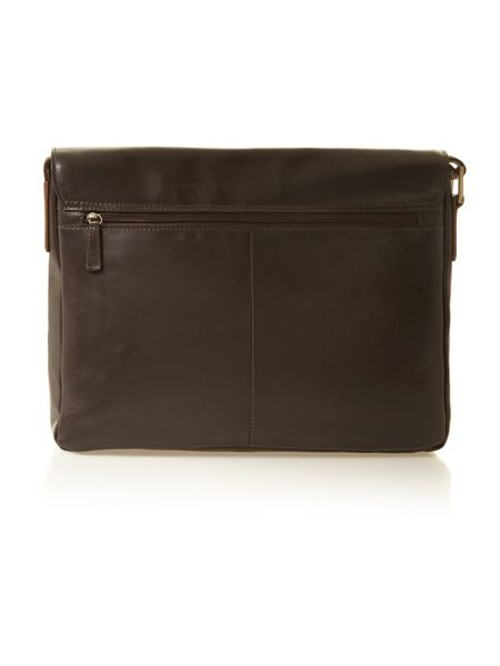 Hidesign HiDesign Felix Despatch Leather Business Bag