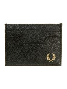 Fred Perry Scotch grain card wallet