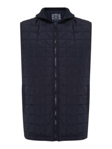 sullivan quilted gilet
