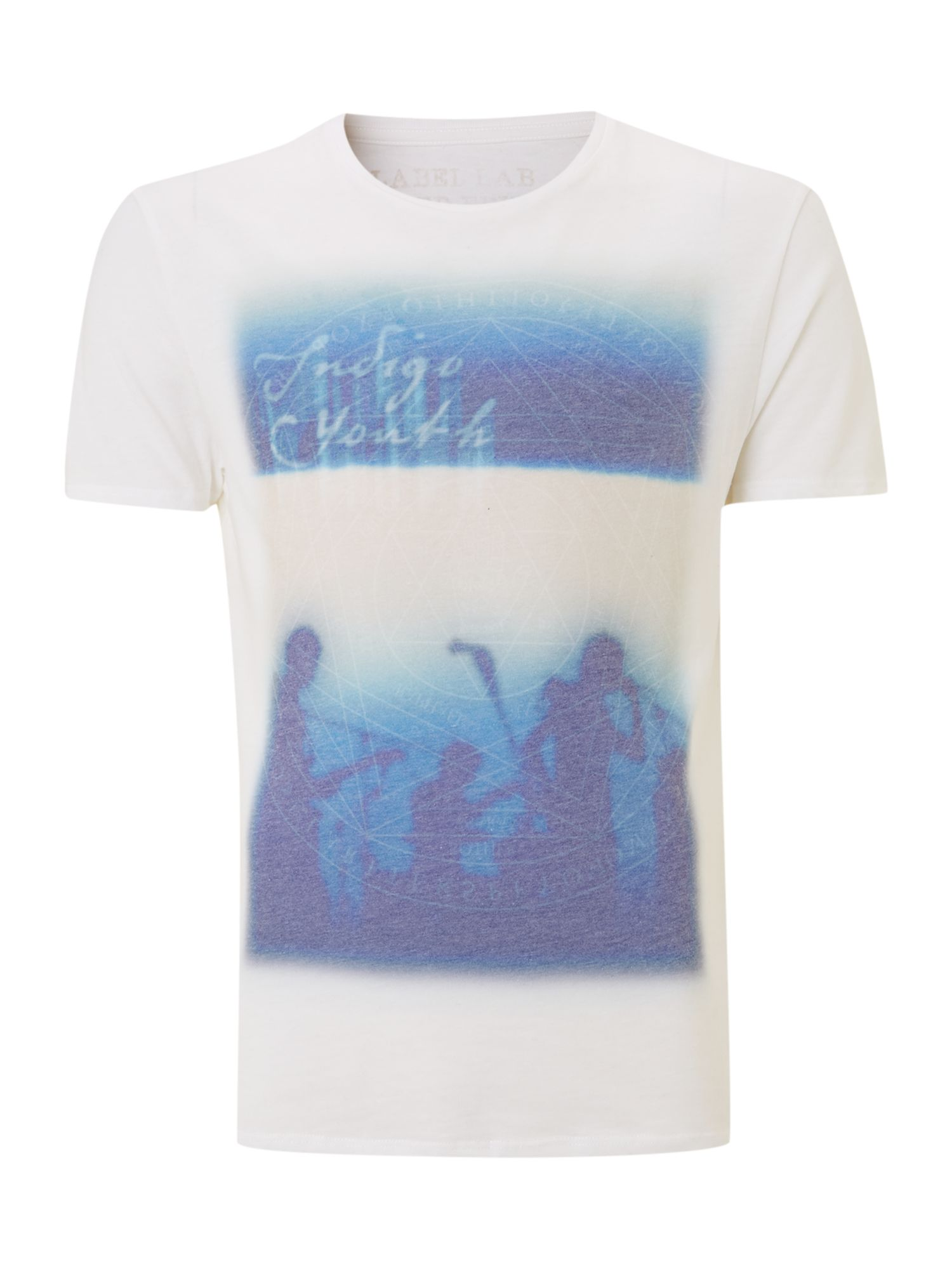Indigo youth graphic t-shirt
