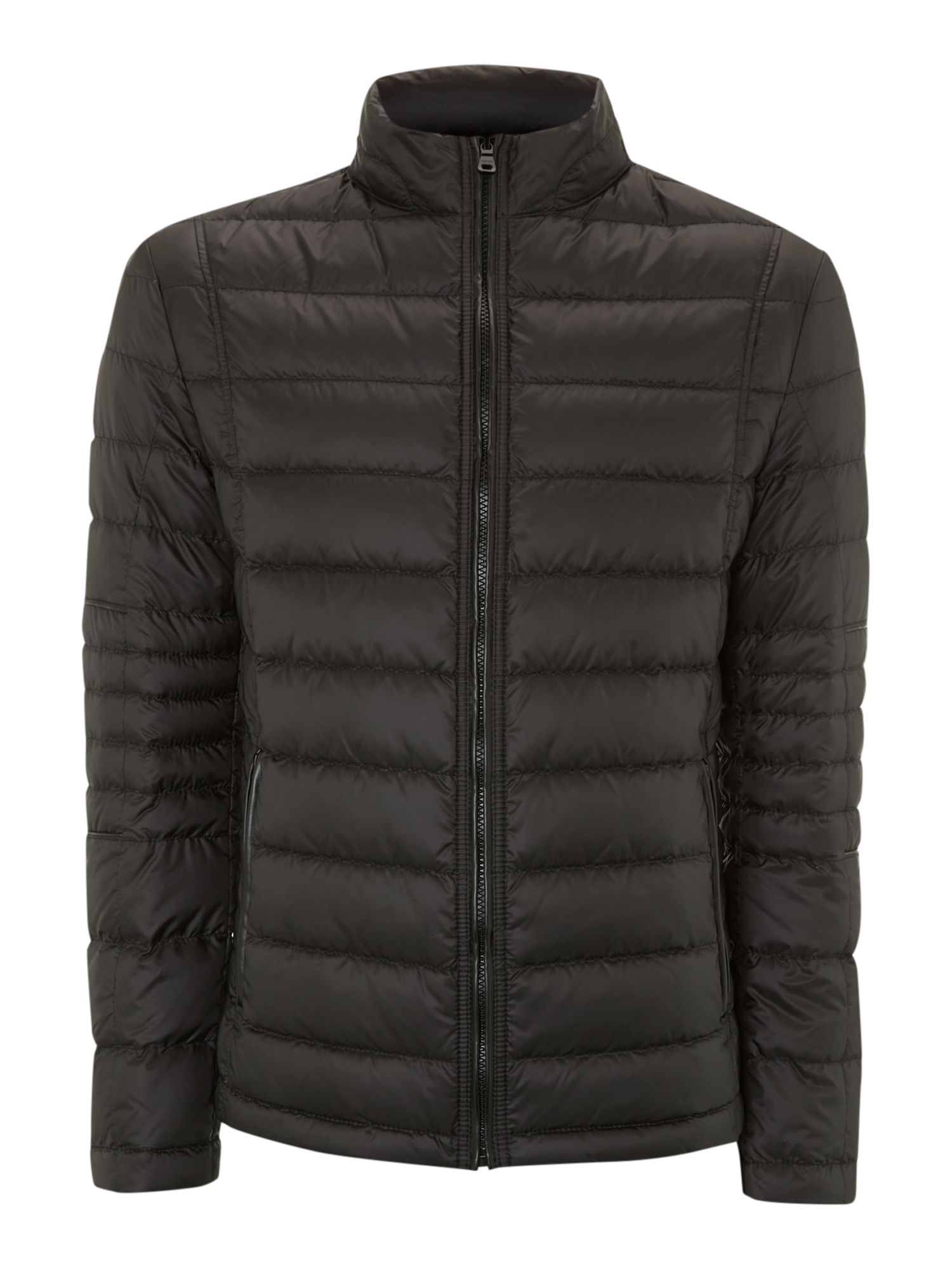 Men&39s Hugo Boss Padded jacket Black