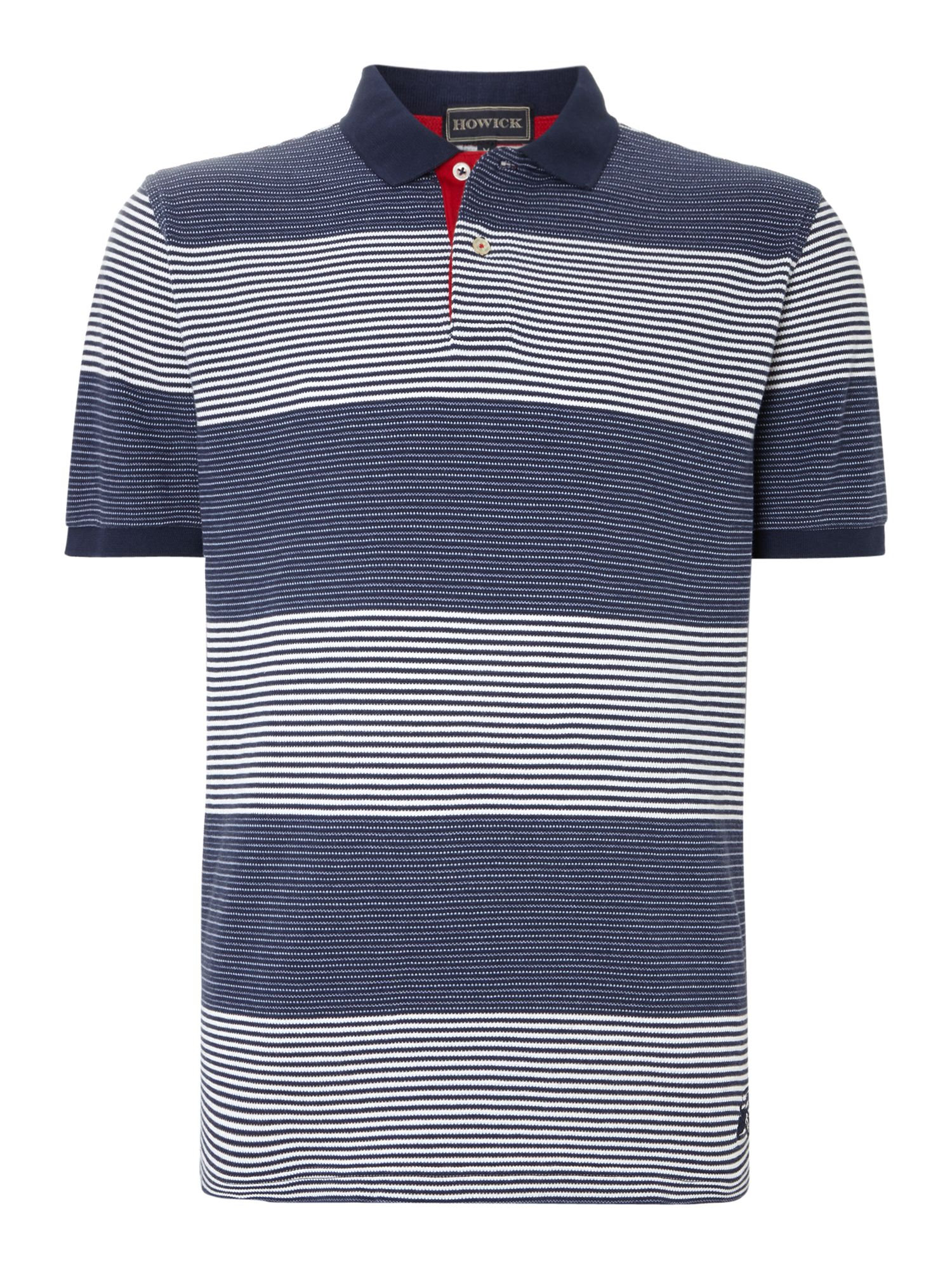 Horseforth Pique Stripe Jersey