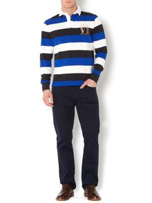 Staxton Stripe Rugby