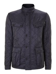 Barbour Quilted international ariel polar jacket