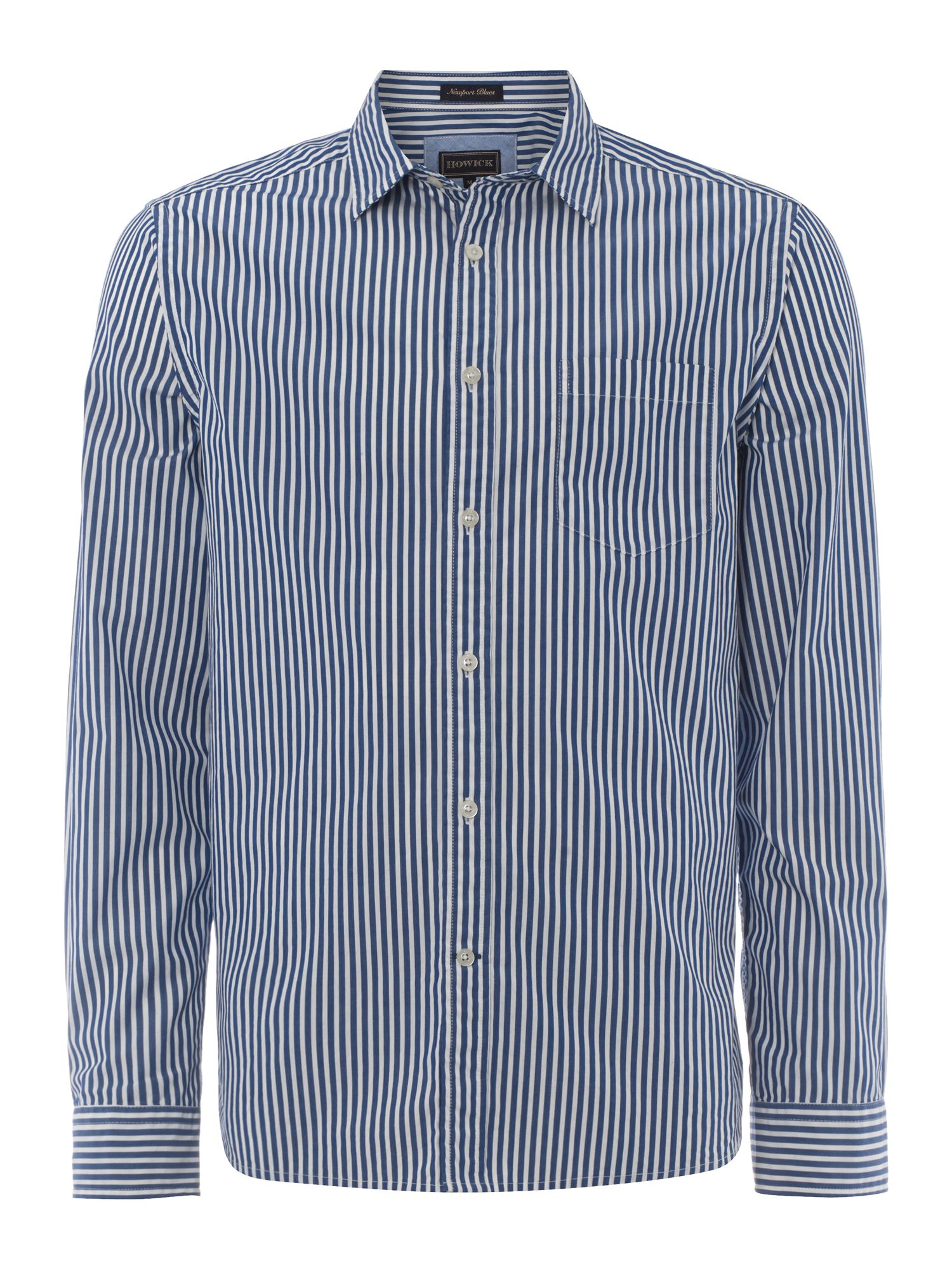 Wilton Stripe Shirt