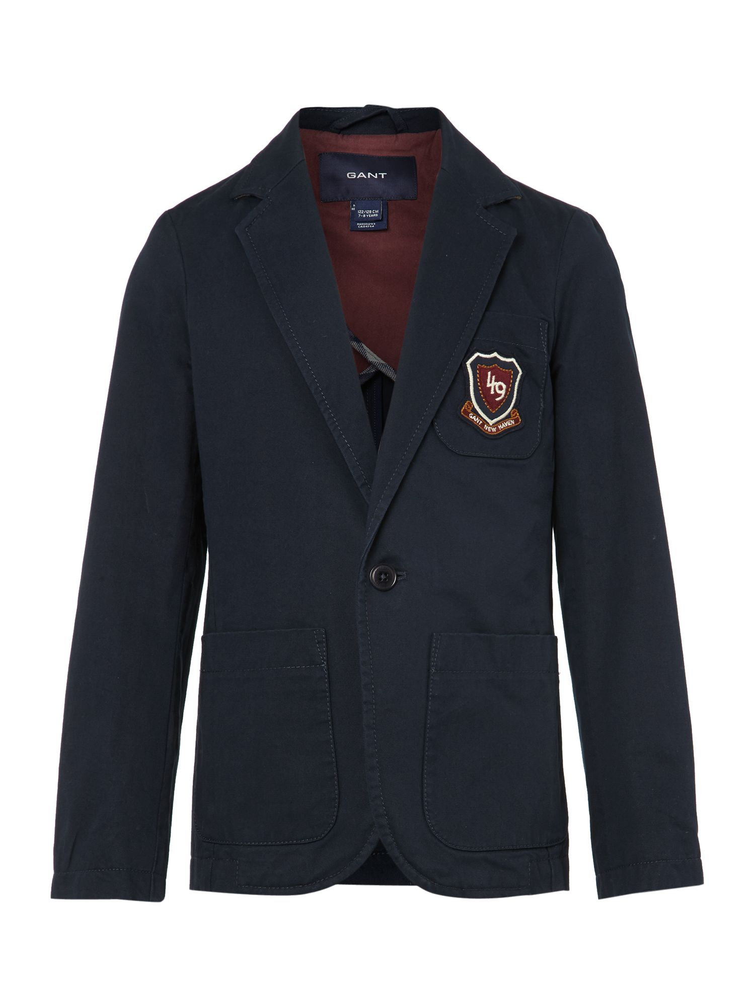 Boy`s casual blazer