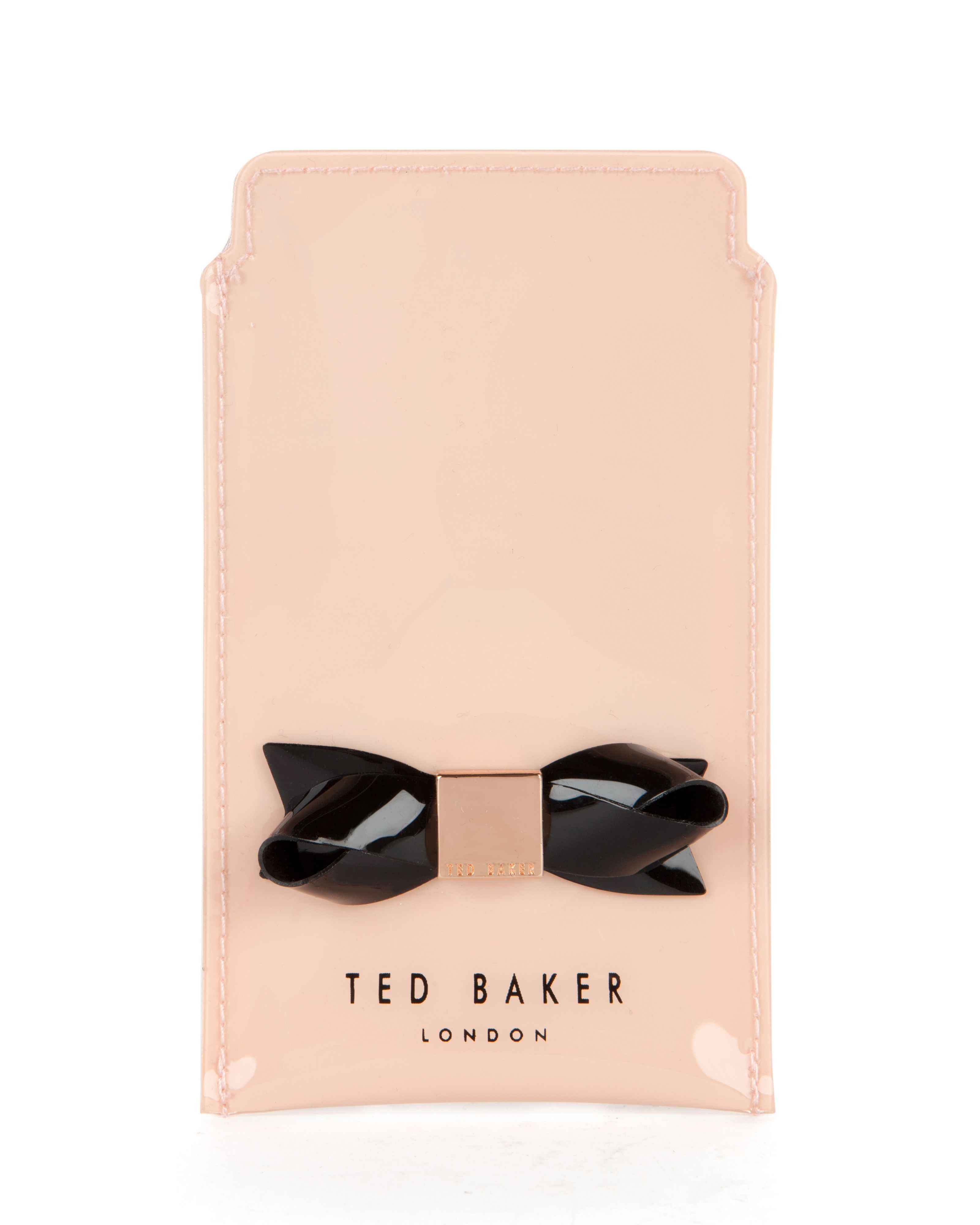 Catrin bow phone case