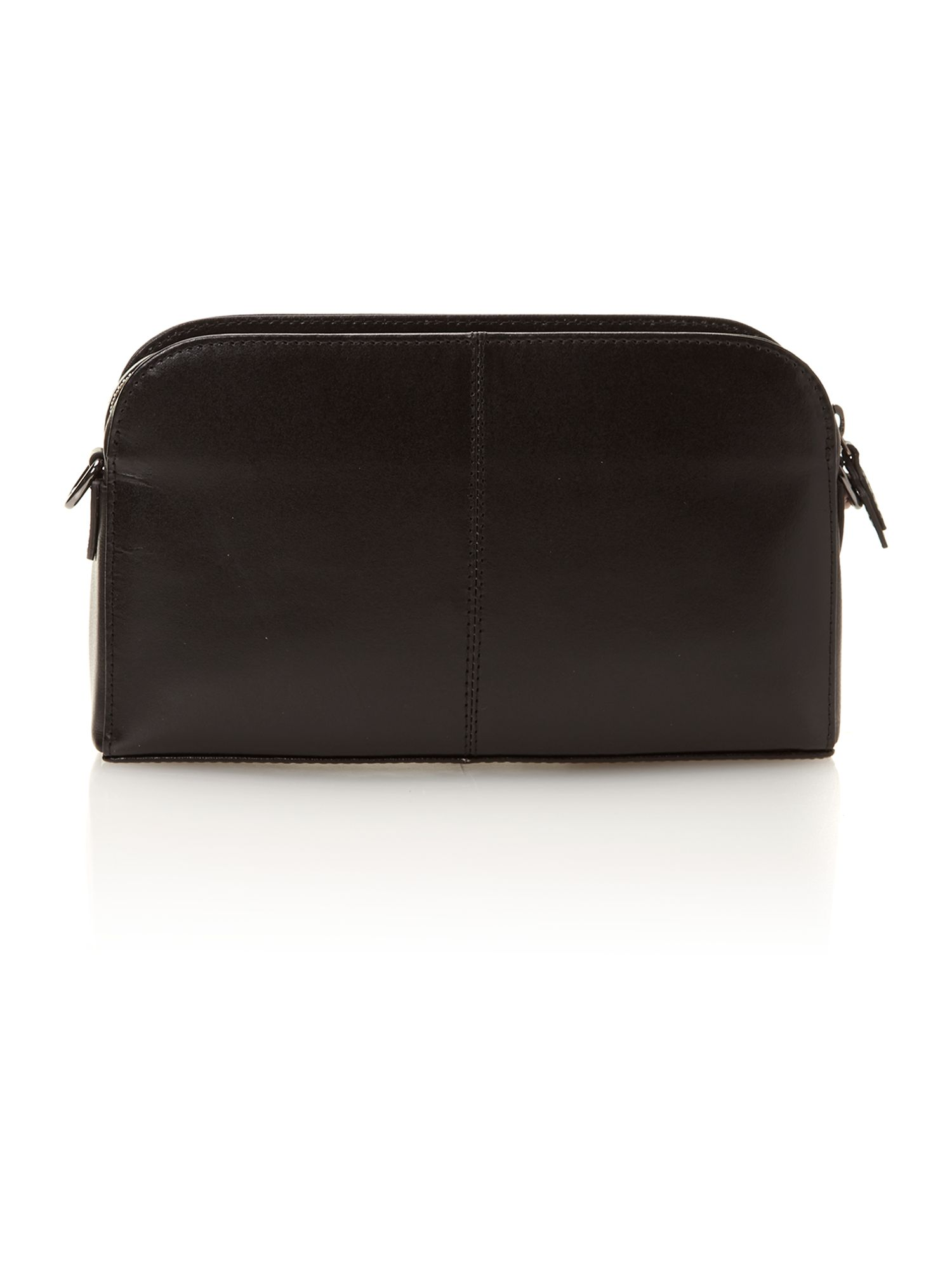 Aldgate black small clutch bag