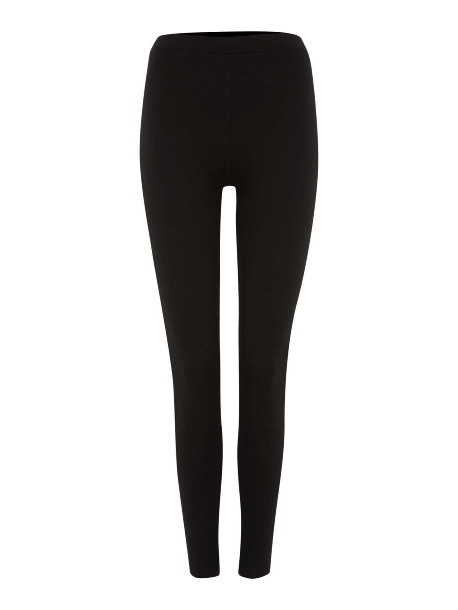 PU Panel leggings