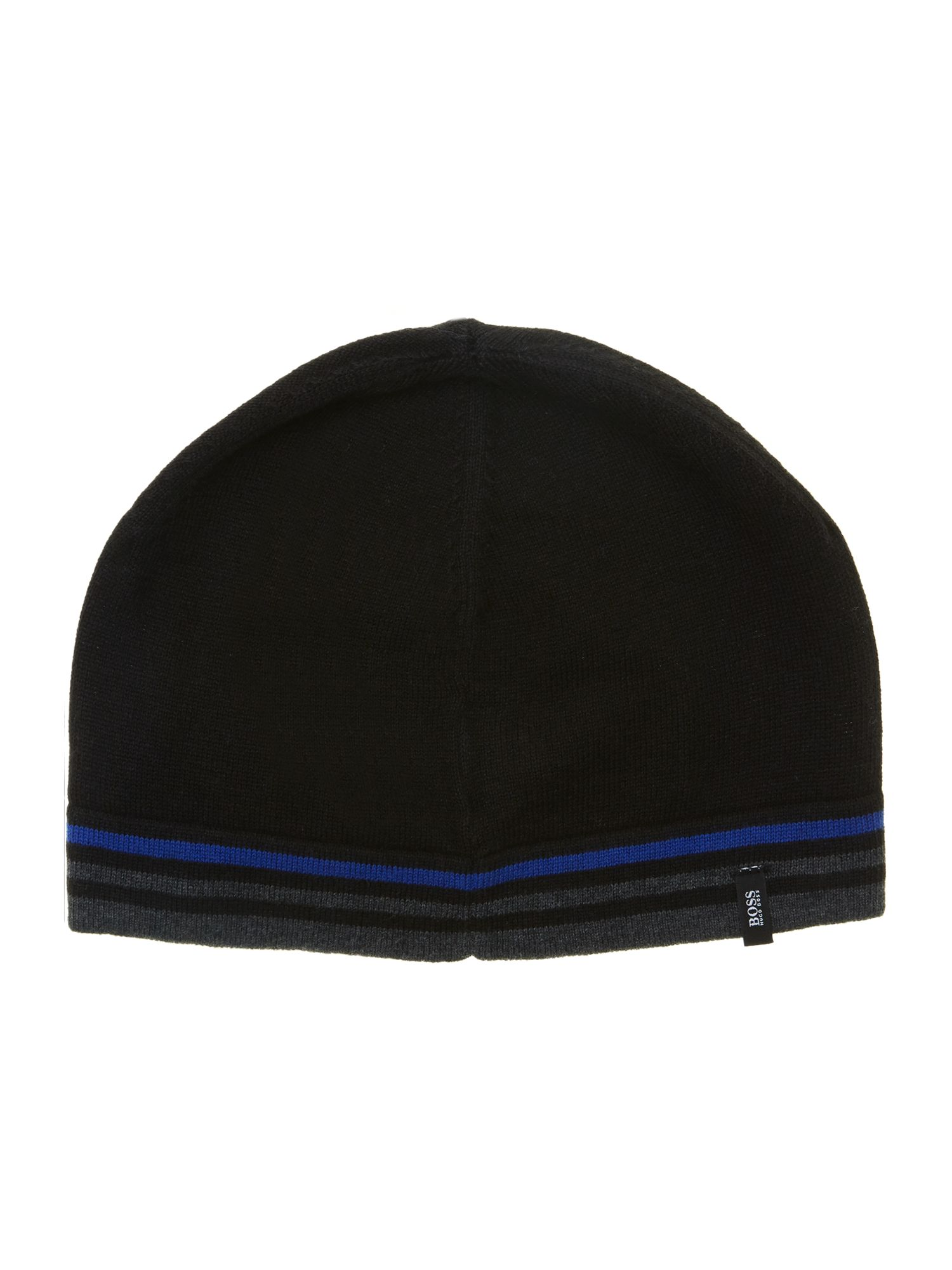 Older boy`s cotton knitted beanie