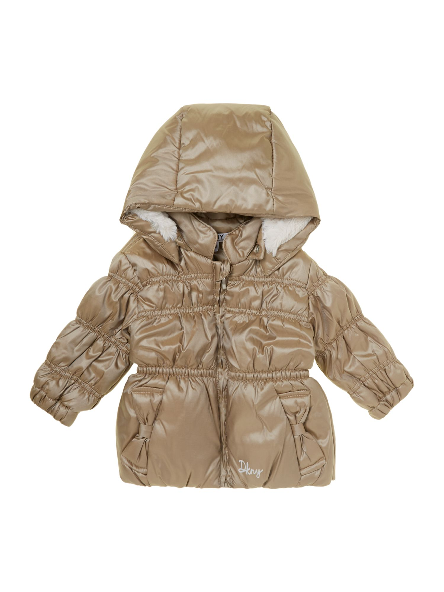 Toddler girl`s long sleeve jacket