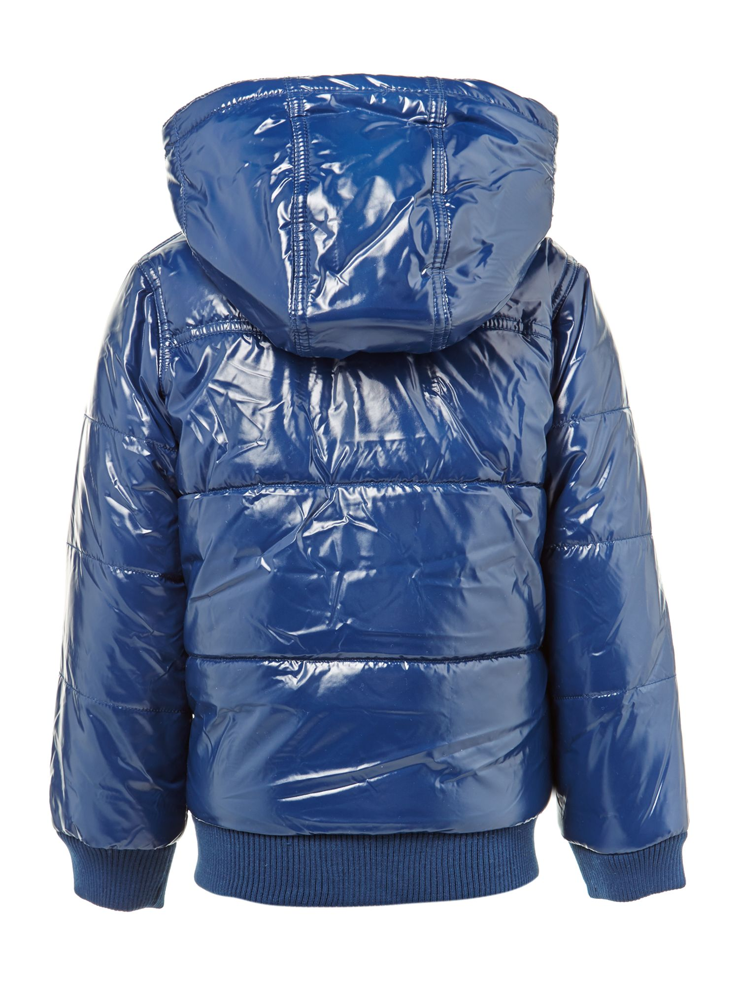 Boy`s long sleeve padded jacket