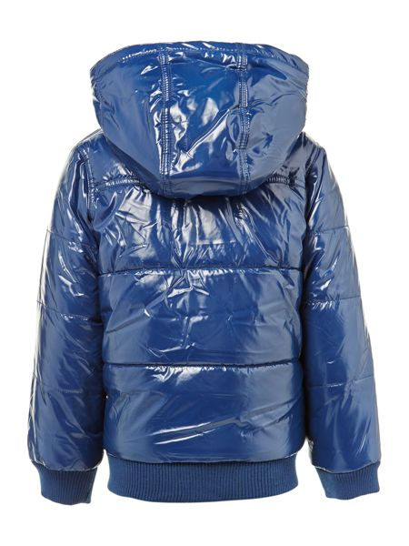 DKNY Boy`s long sleeve padded jacket
