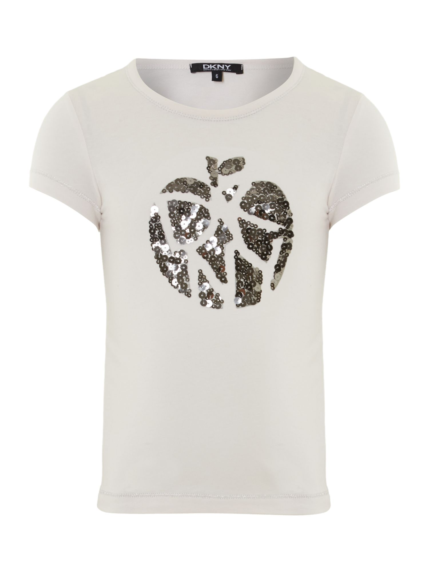Girl`s cotton jersey  t-shirt