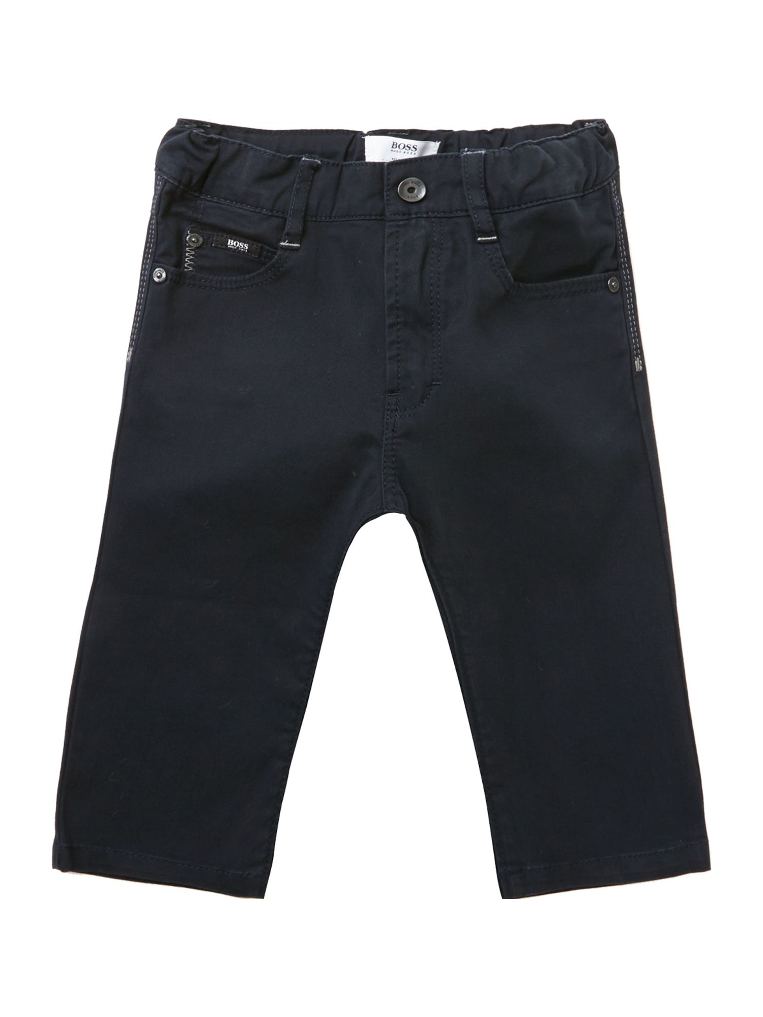 Boy`s stretch twill trousers