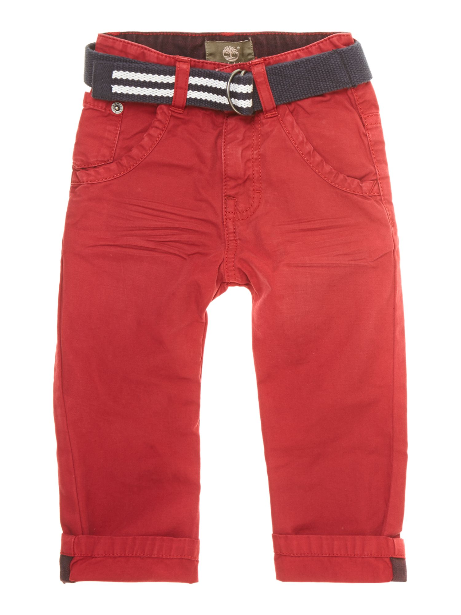 Boy`s organic cotton trousers