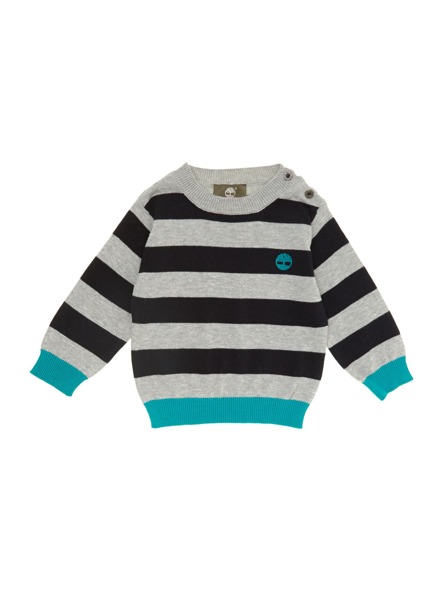 Boy`s cotton knitted long sleeve sweater