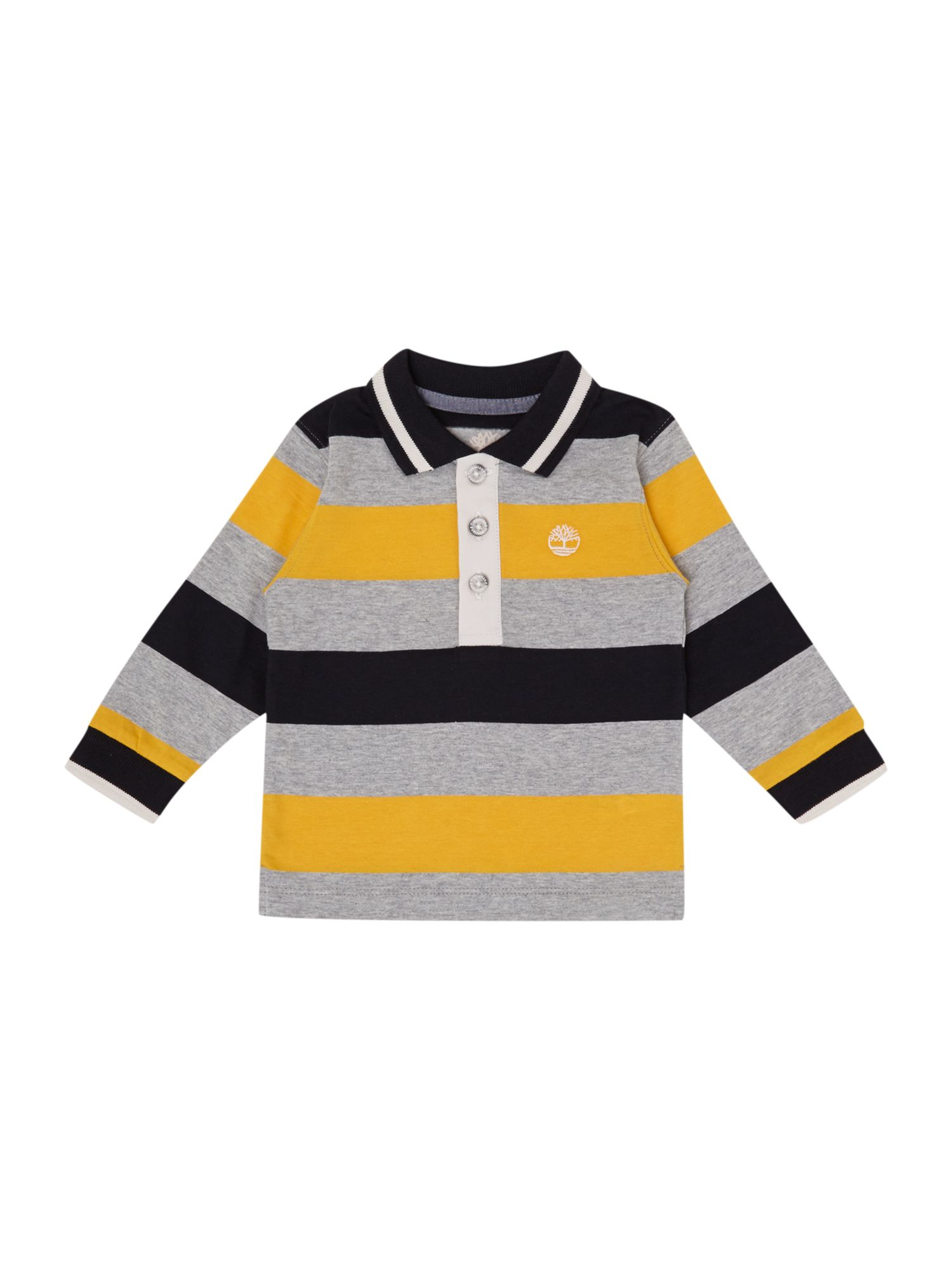 Boy`s organic cotton polo