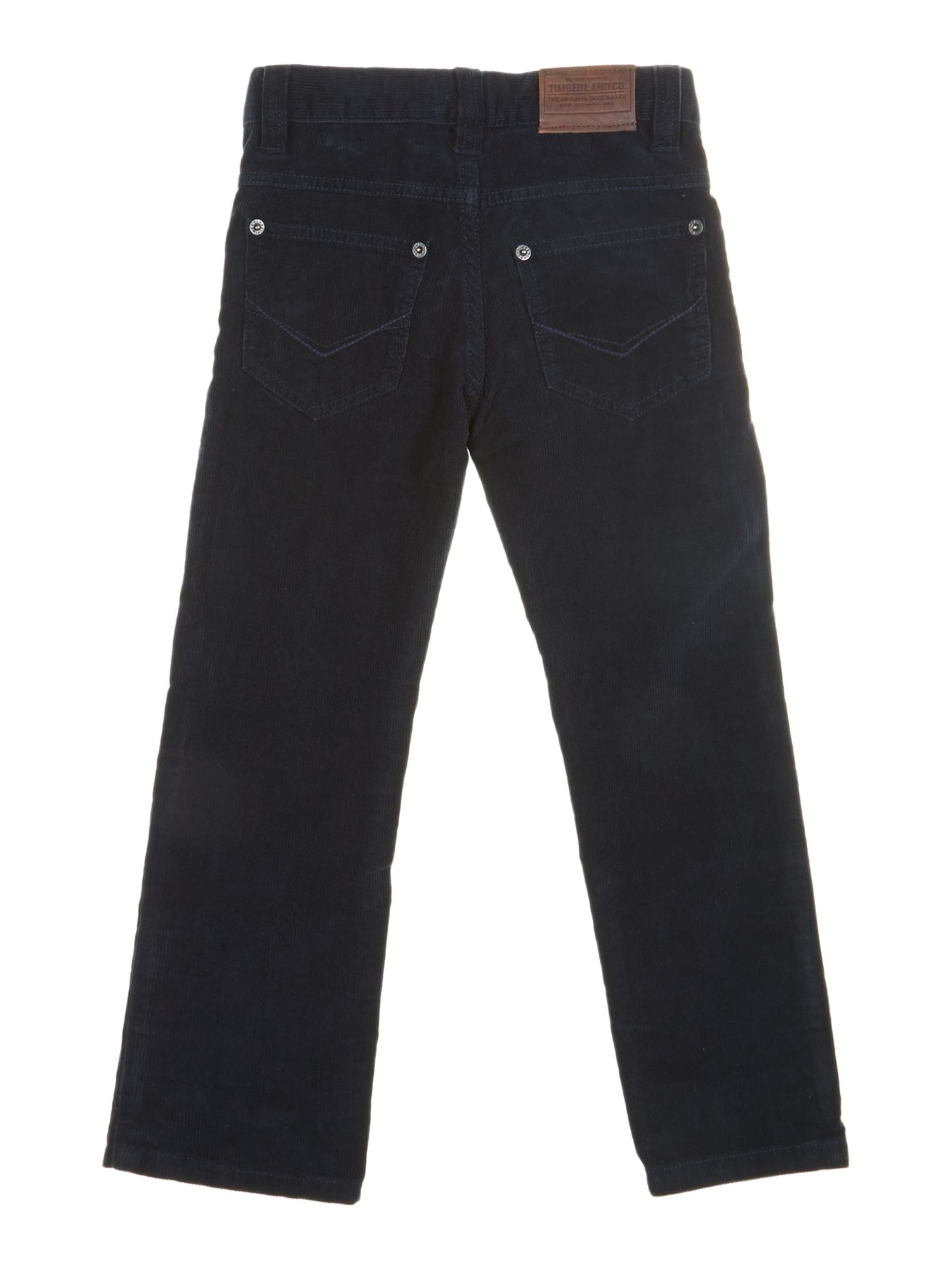 Boy`s 5 pocket velvet trousers