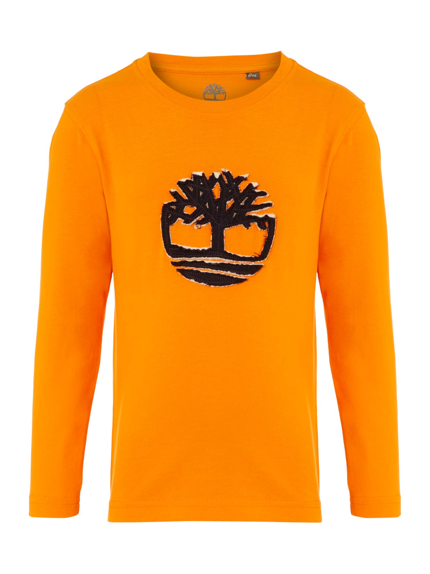 Boy`s organic cotton Long Sleeve T-shirt