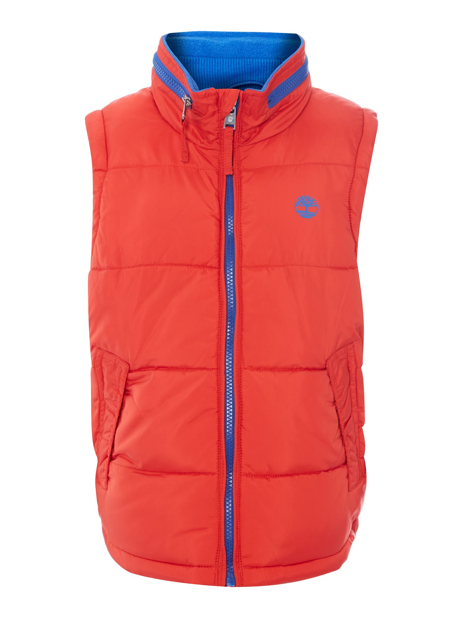 Boy`s sleeveless jacket