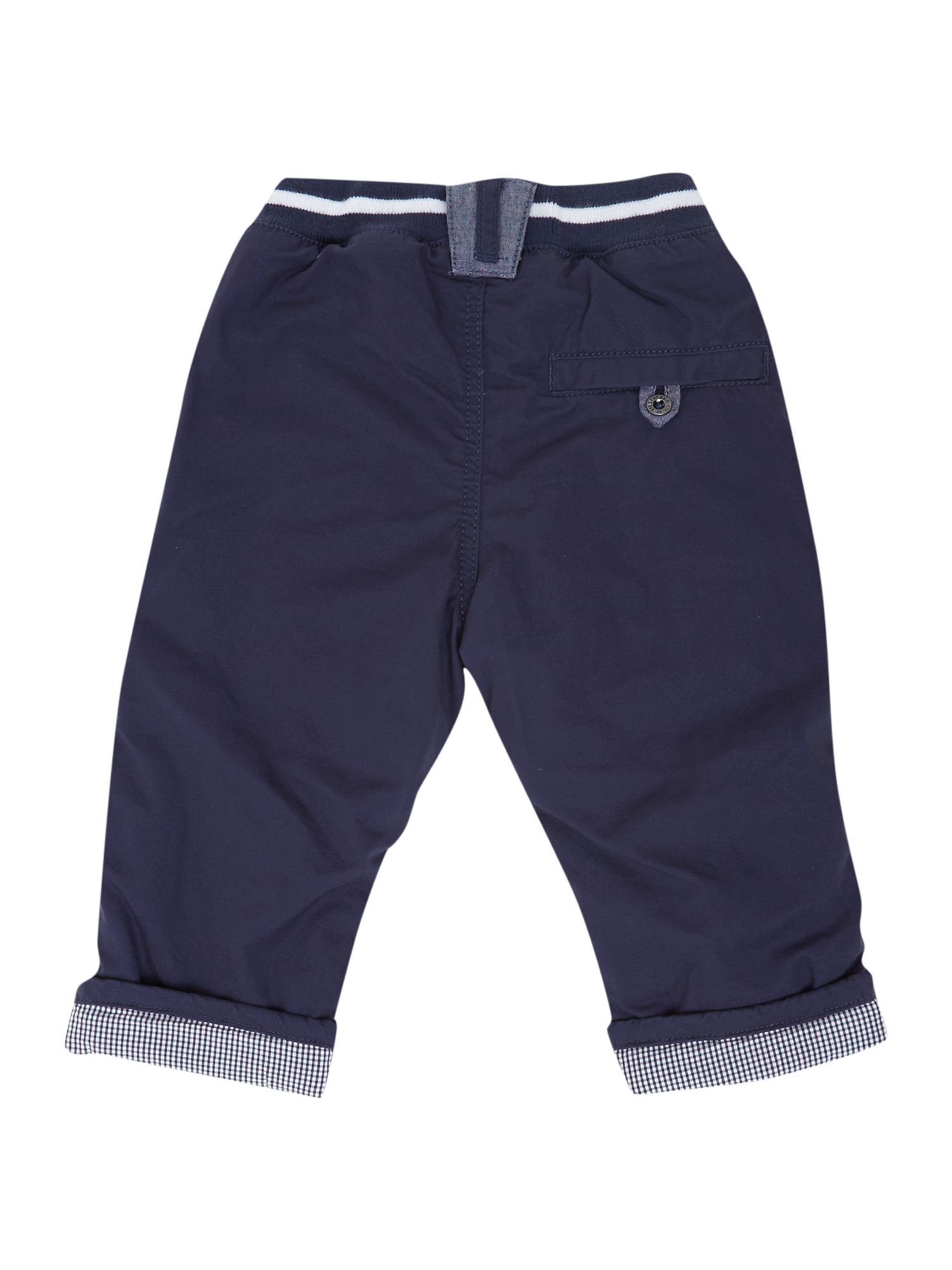 Boy`s organic cotton twill pants