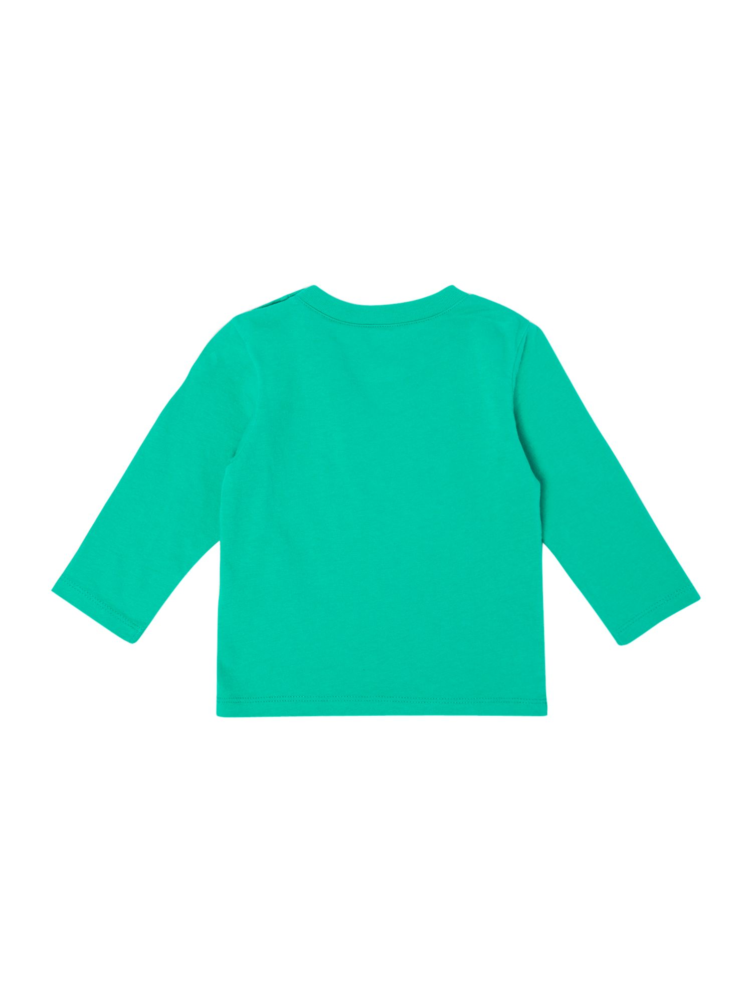Boy`s organic cotton jersey t-shirt