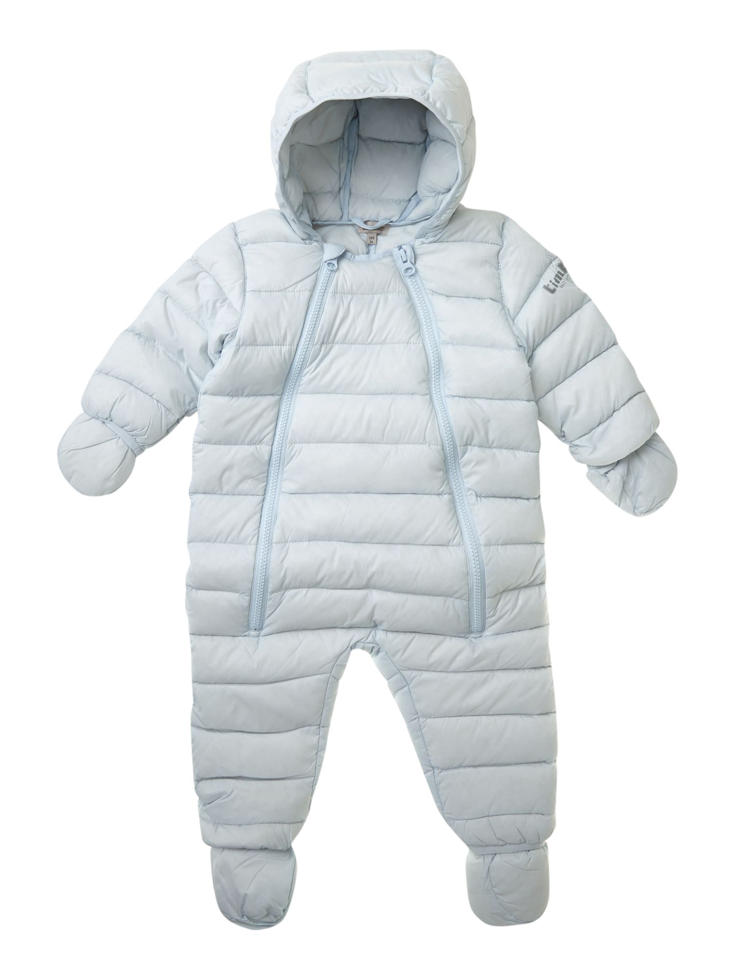 Boy`s padded snowsuit
