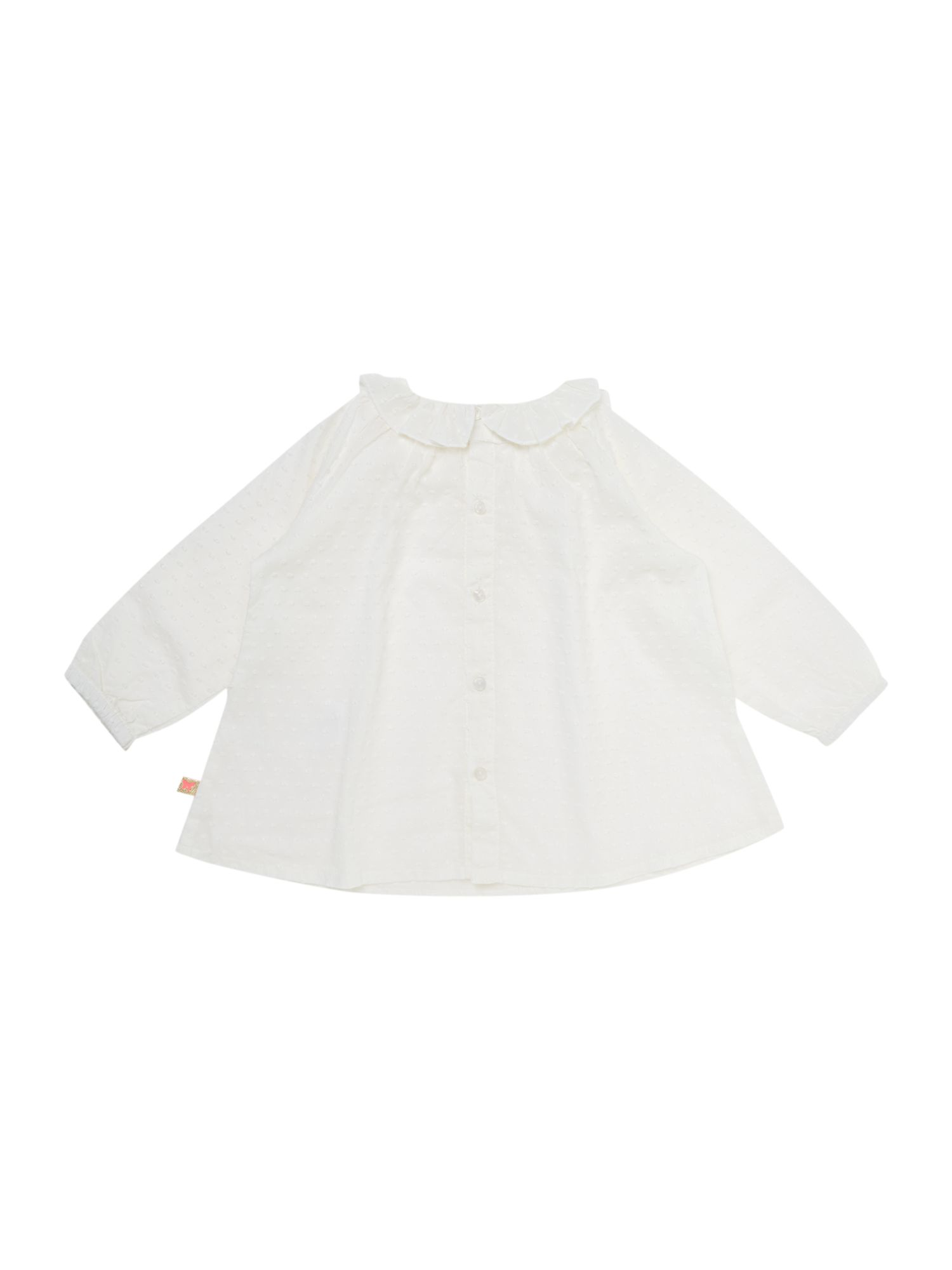 Girl`s cotton blouse