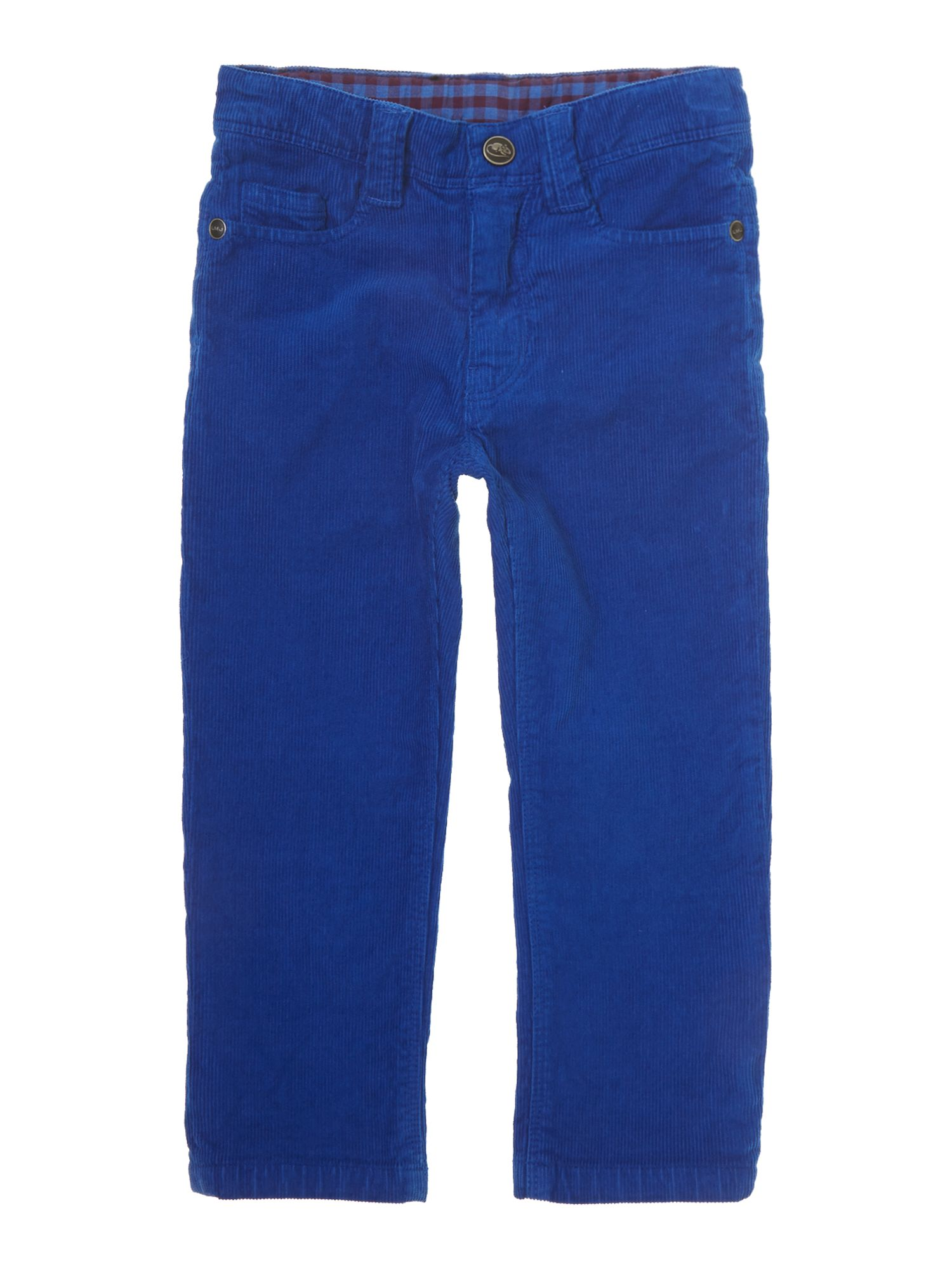 Boy`s 5 pocket twill trousers
