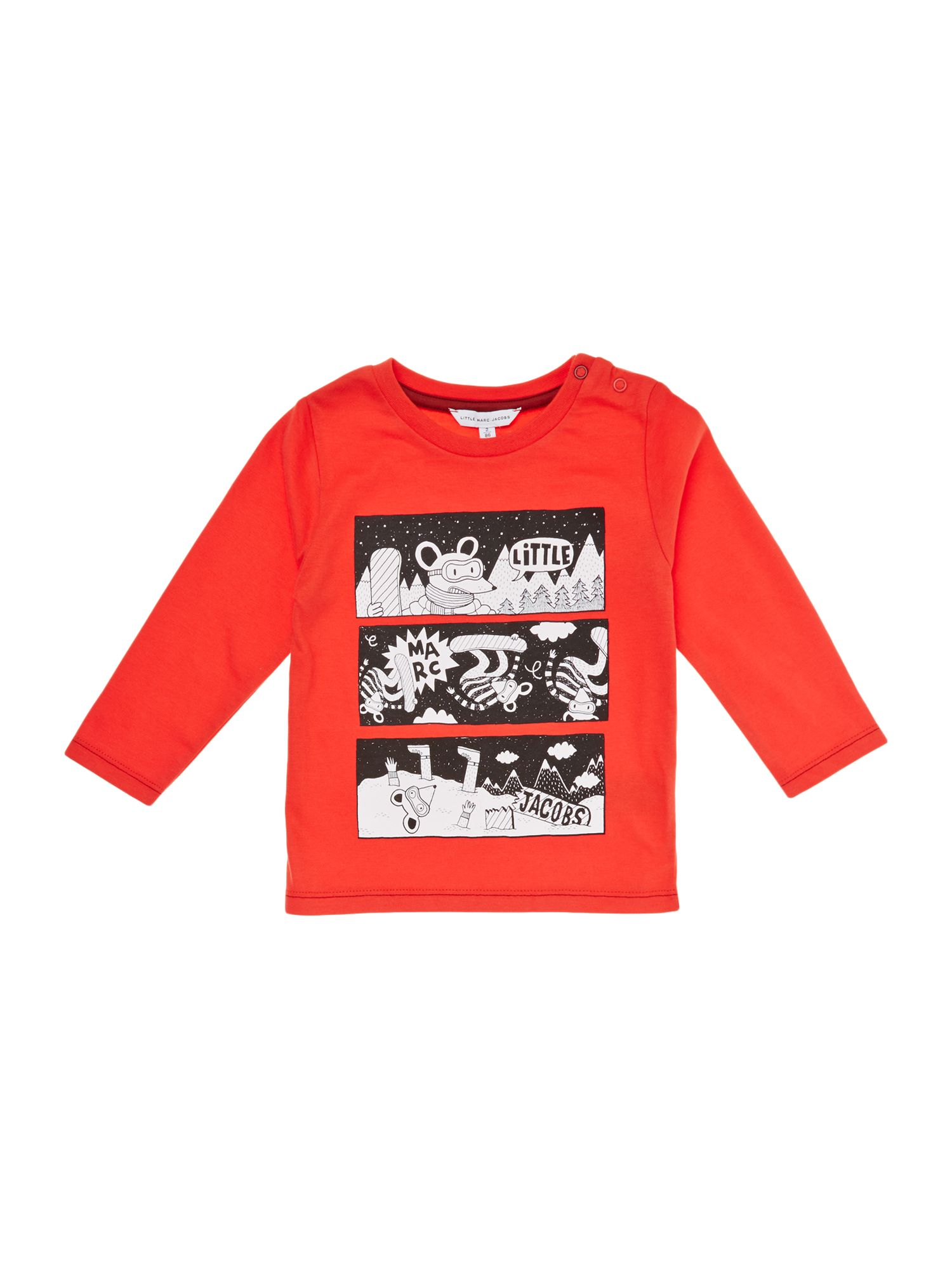 Boy`s long sleeve t-shirt