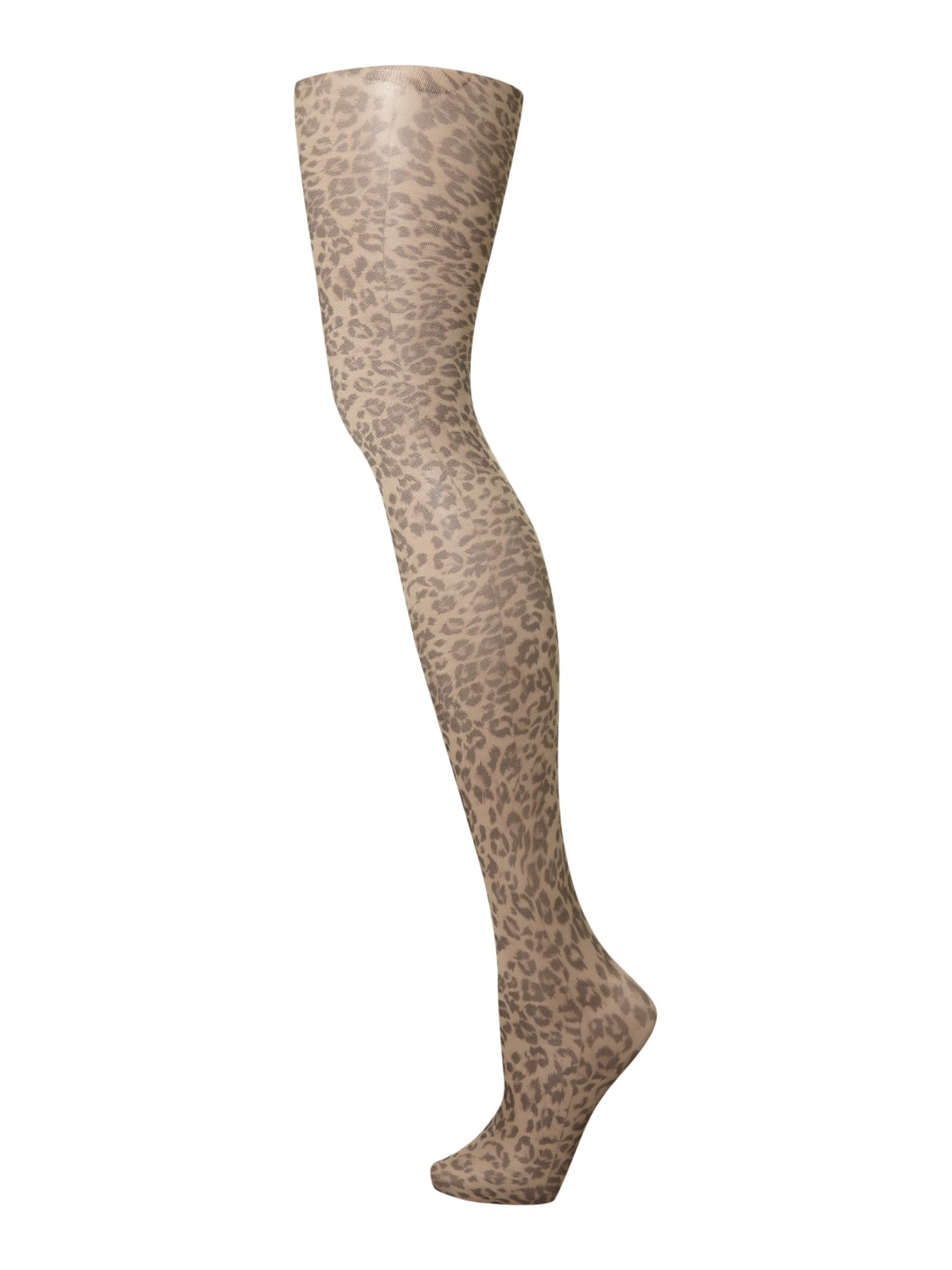 Ande leopard print tights