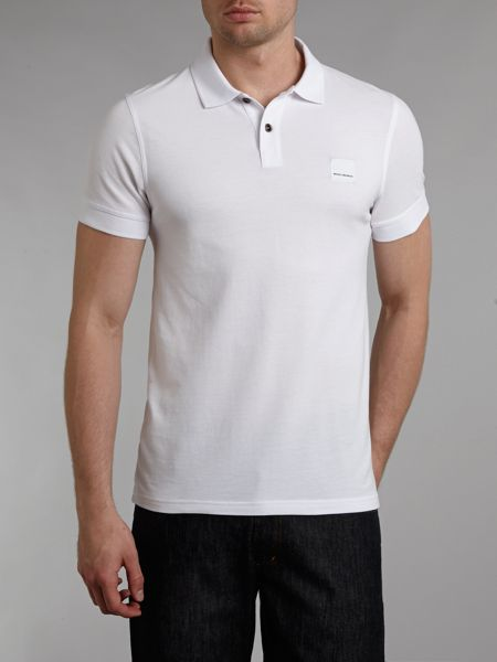 Hugo Boss Pascha Slim Fit Logo Polo Shirt
