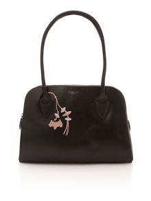 Aldgate black medium tote bag
