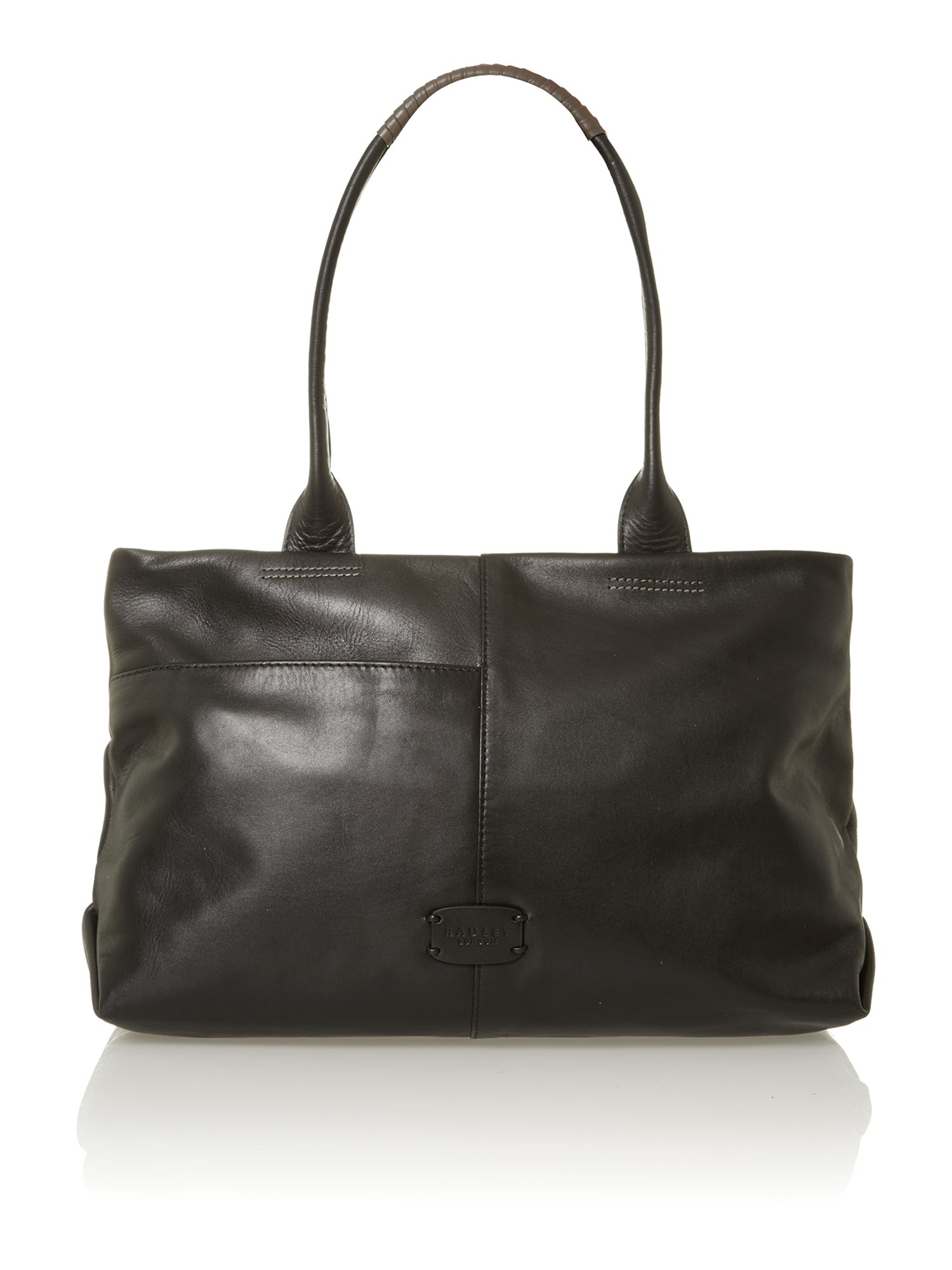 Bayford black medium tote bag